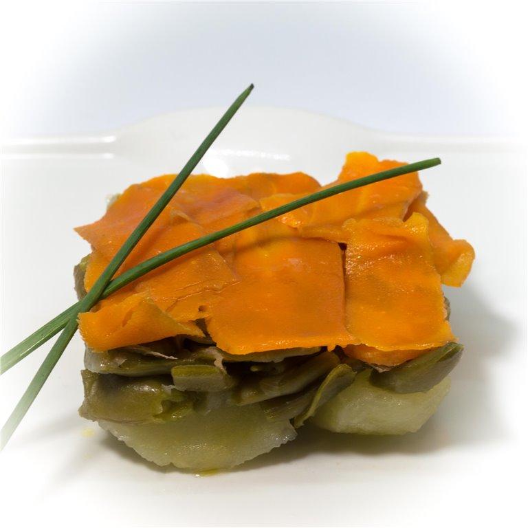 Judías verdes con patata 285gr, 1 ud