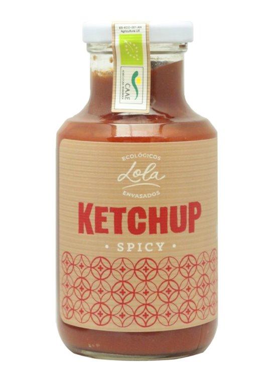 Ketchup Picante Spicy ECO-BIO
