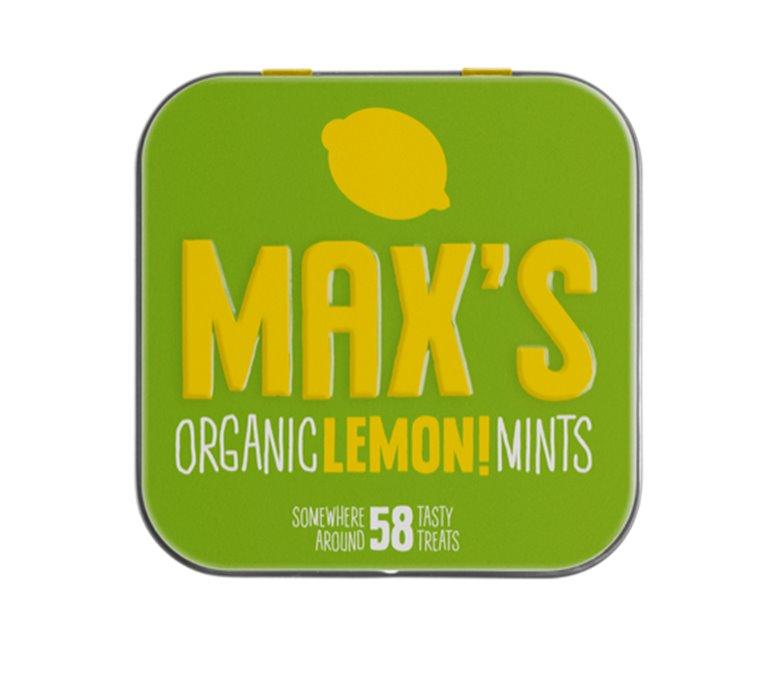Max's Mints Limón