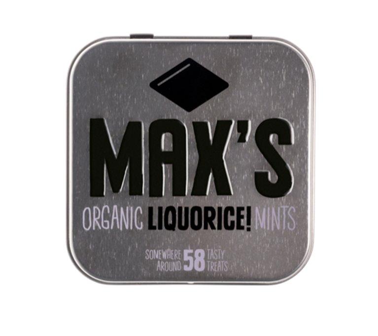 Max's Mints Regaliz