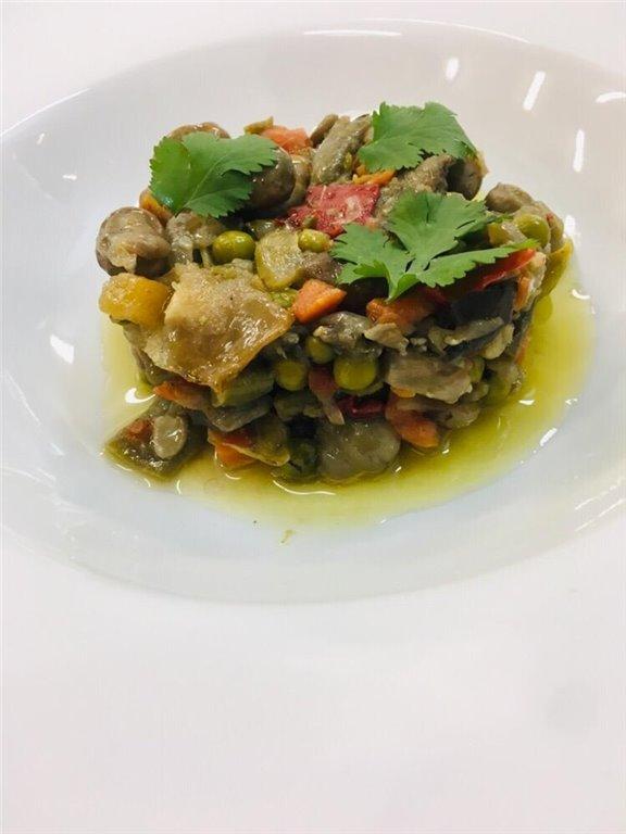 Menestra de verduras 265gr, 1 ud