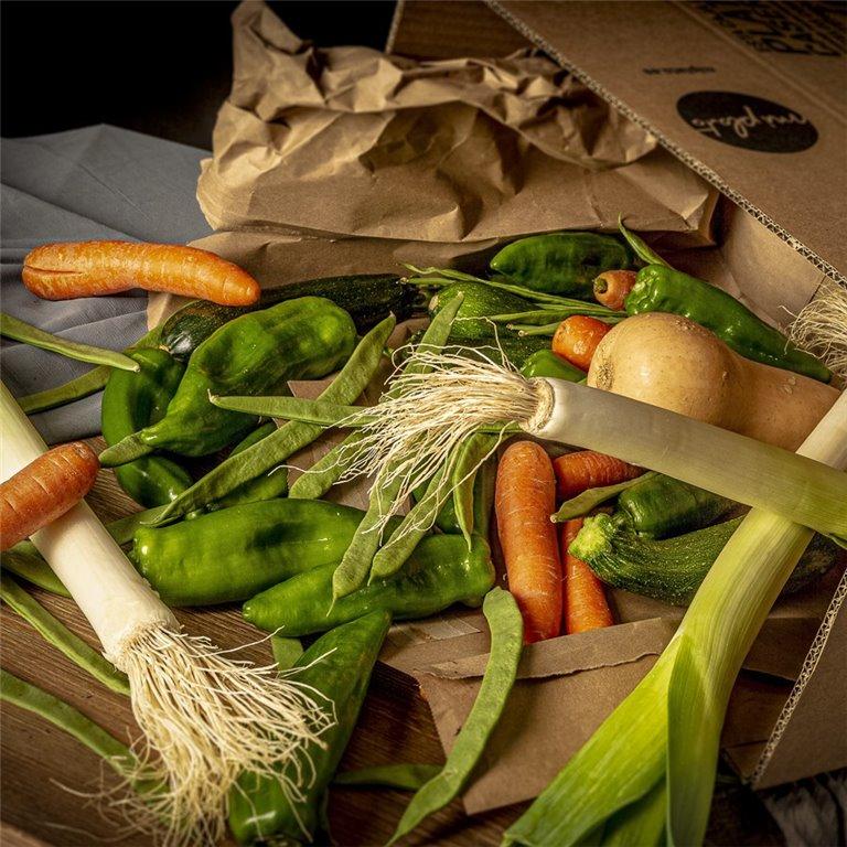 Mix Básico de verduras - 5,5 kg.