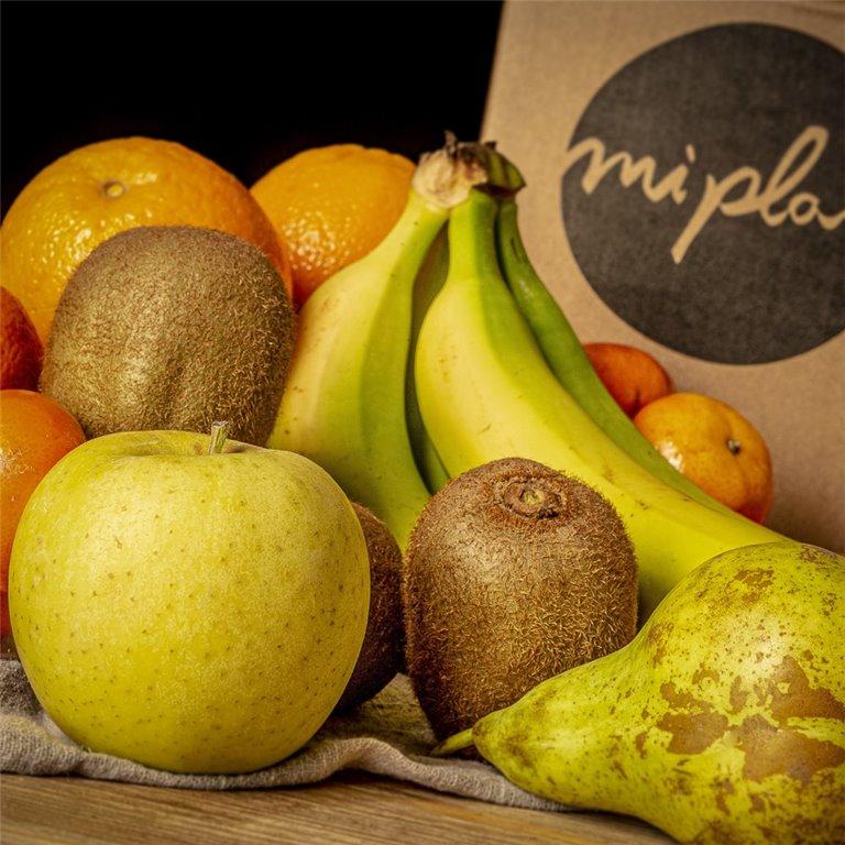 Mix Frutas de temporada - 4,8 kg.