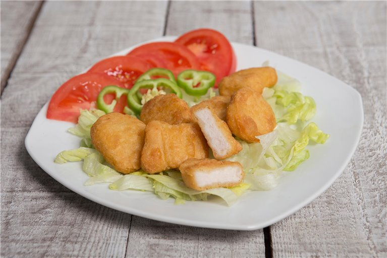 Nuggets de pollo