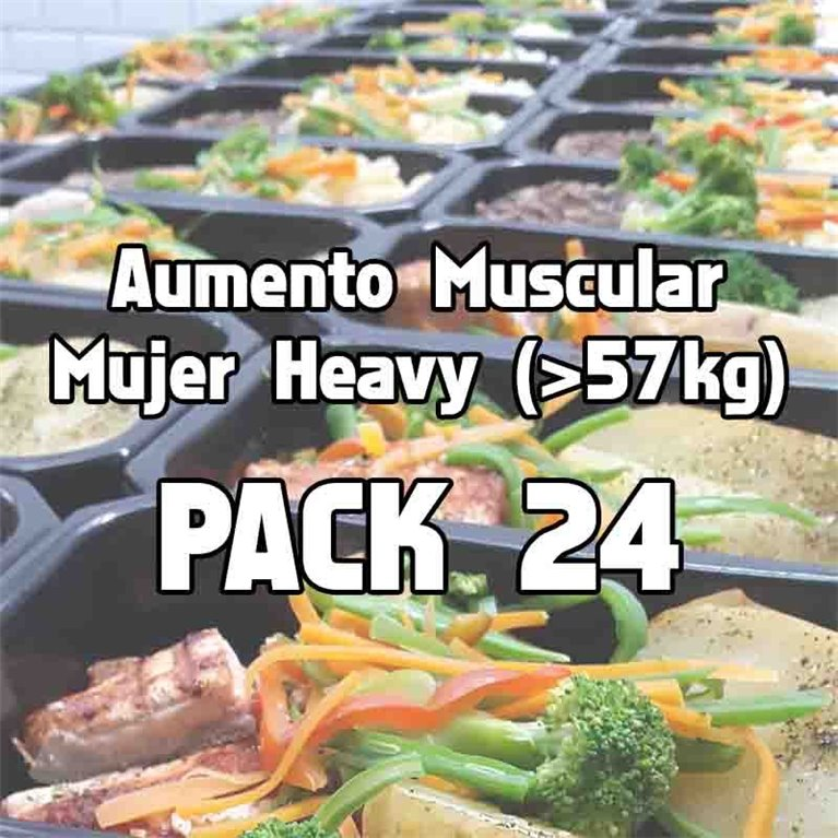 Pack 24 comidas AMH