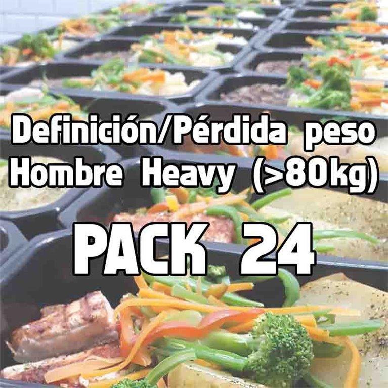 Pack 24 comidas DHH