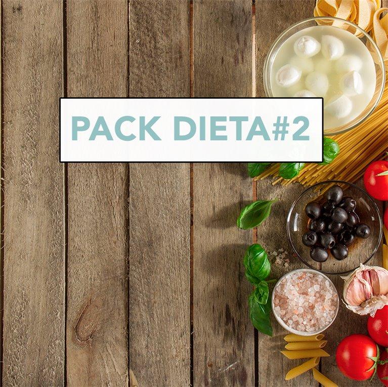 Pack Dieta #2