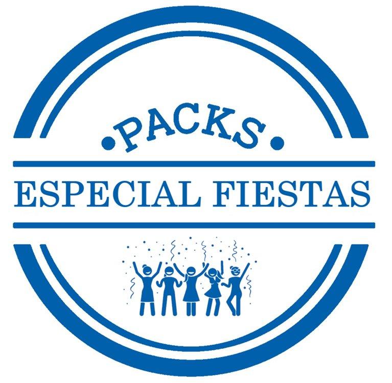 Pack Especial Fiestas B