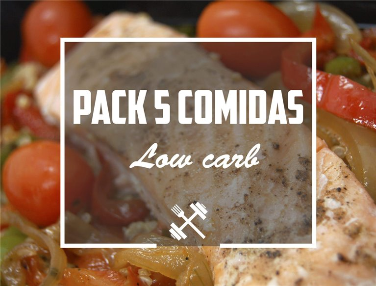 Pack Low Carb 5