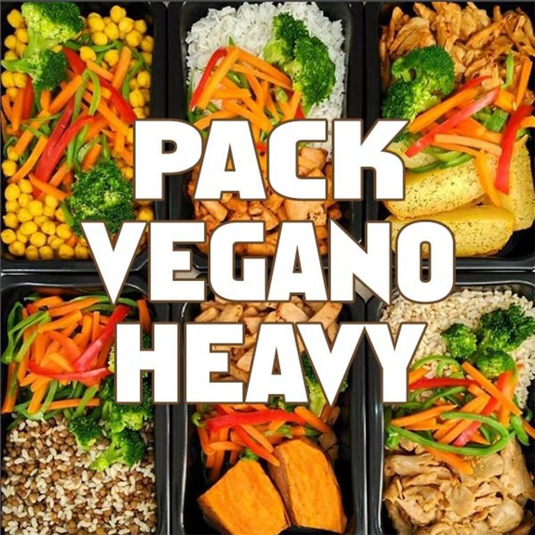 Pack VEGANO Heavy