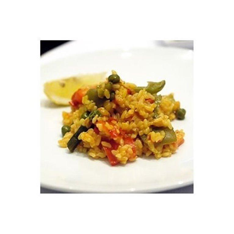 Paella Vegetal