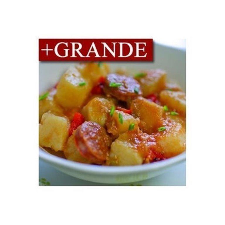 Patatas a la Riojana +GRANDE