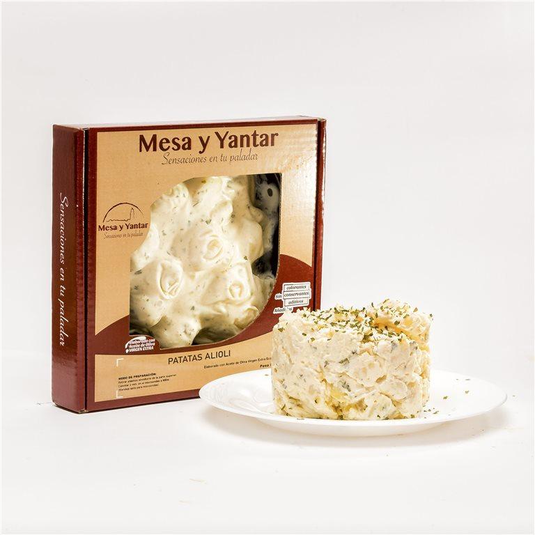 Patatas Ali Oli