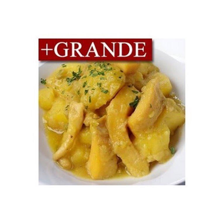Patatas con Choco +GRANDE