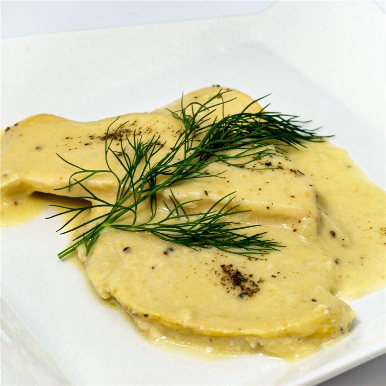 Pechuga de pollo a la mostaza 250gr, 1 ud