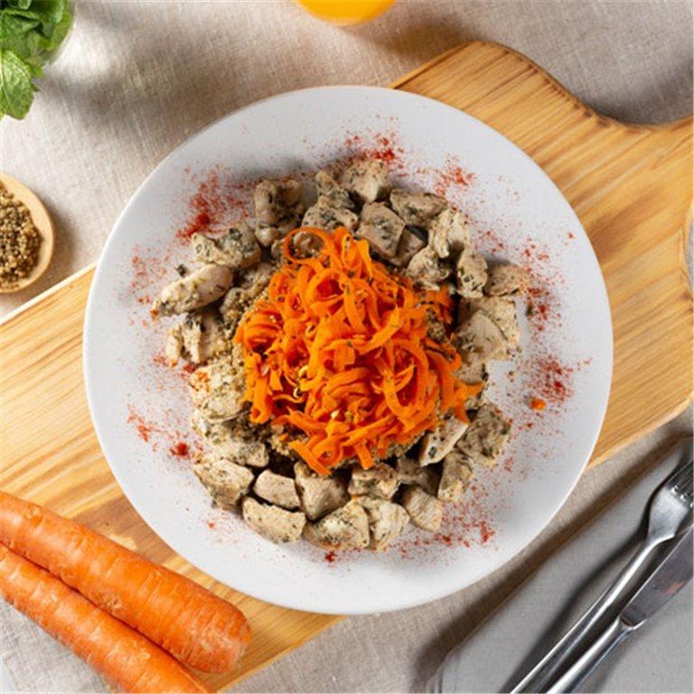 Pollo con quinoa