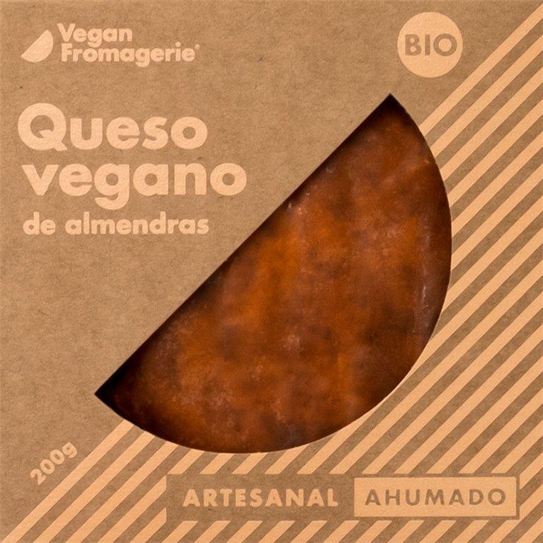 Queso vegano BIO AHUMADO