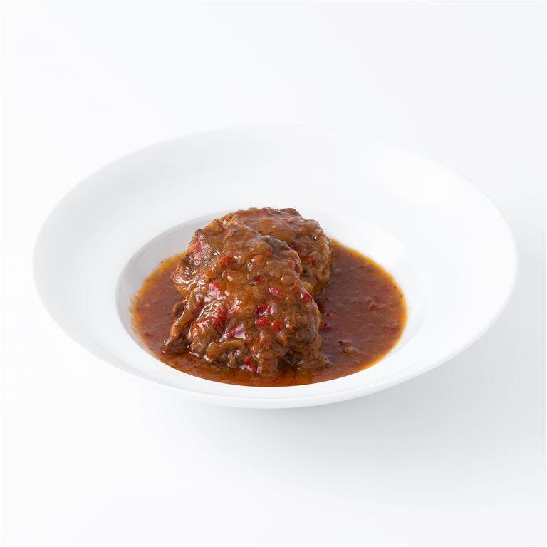Rabo de toro en salsa cordobesa 1Kg