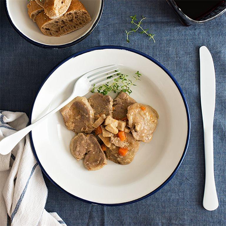 Solomillo de cerdo en salsa de vino fino - 350 g.