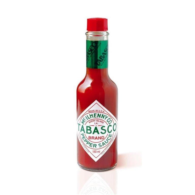Tabasco Rojo 150 ml.