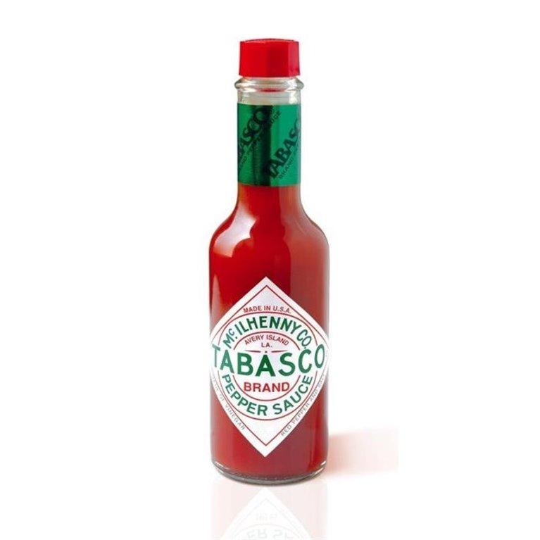 Tabasco Rojo 60 ml.