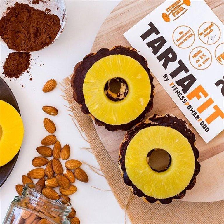 TartaFit con Piña