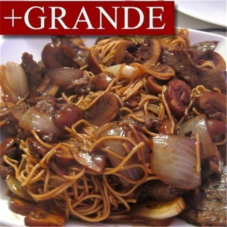 Ternera en Salsa de Ostras +GRANDE