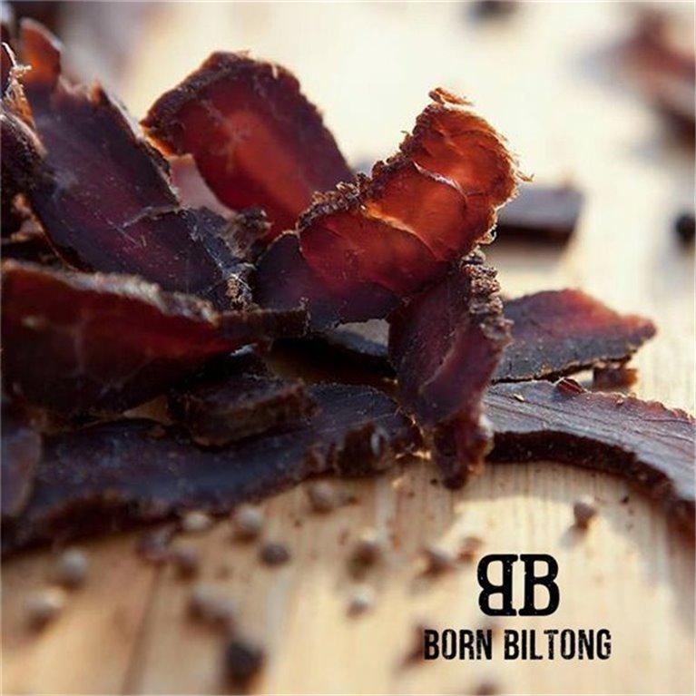 Tiras curadas de ternera Born Biltong