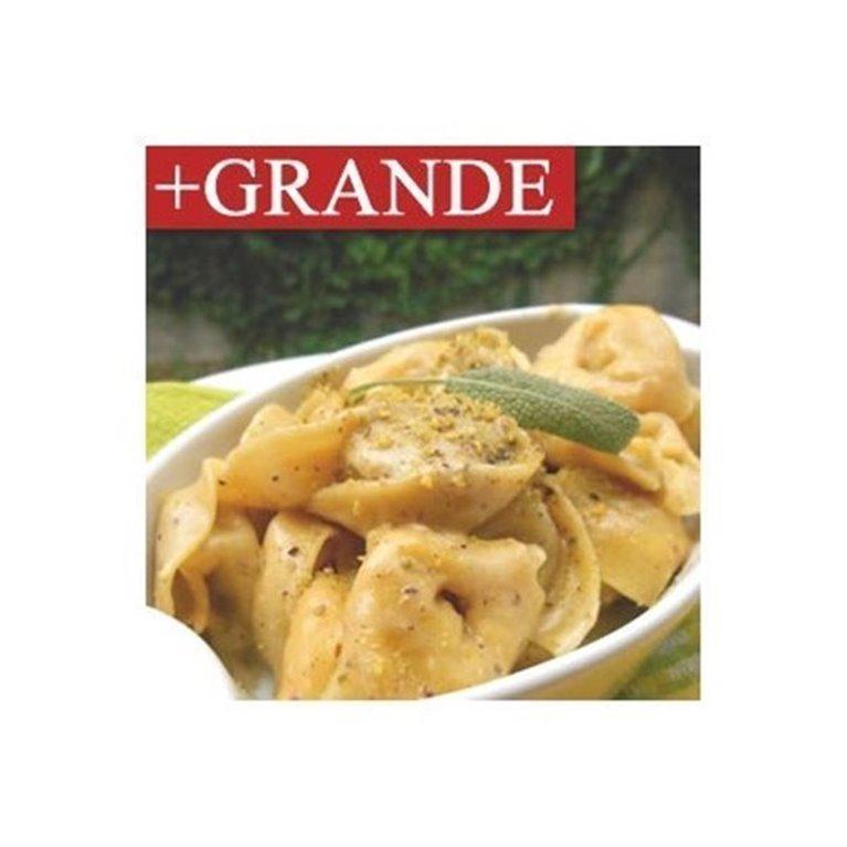 Tortellini de Setas con Salsa a los 3 Quesos +GRANDE