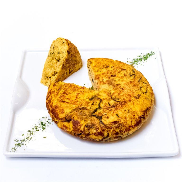 Tortilla de Calabacín, 1 ud