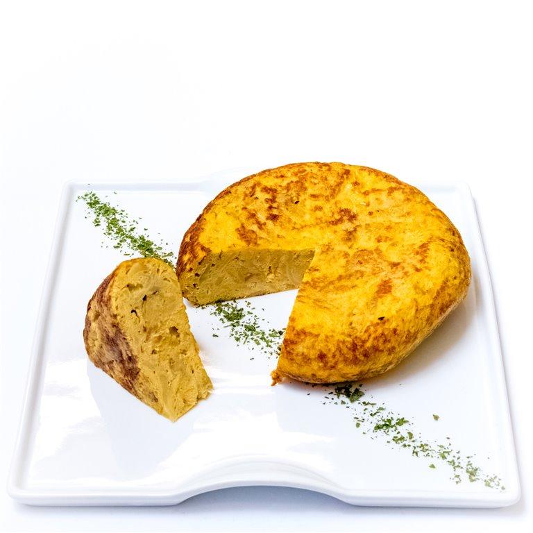 Tortilla de patatas, 1 ud