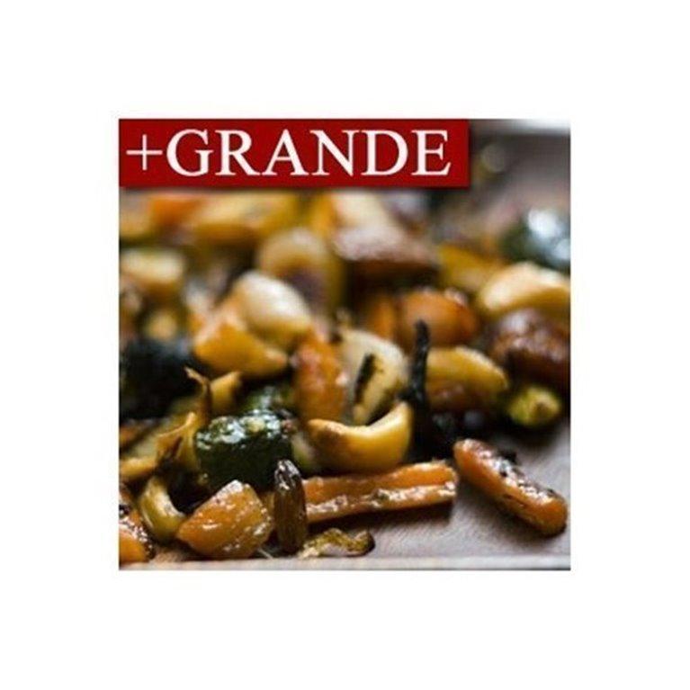 Verduras Braseadas al Horno +GRANDE