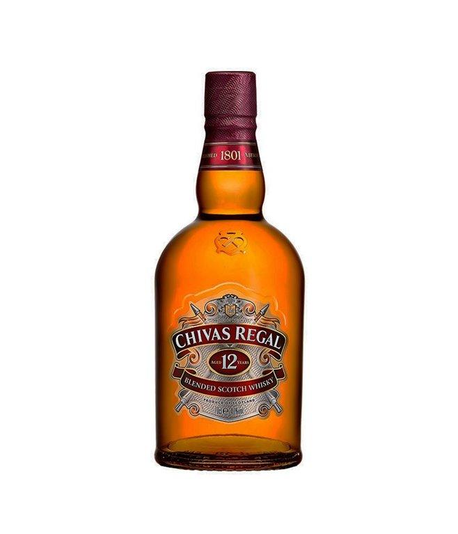 Whisky Chivas Regal Extra 12 años