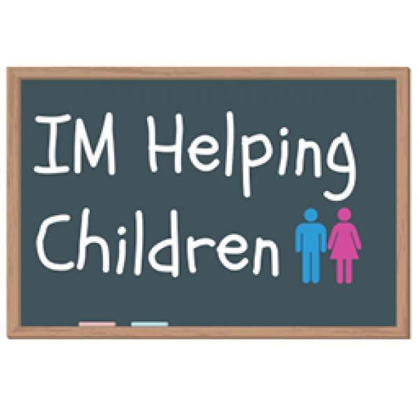 Charity Donation IM Helping Children