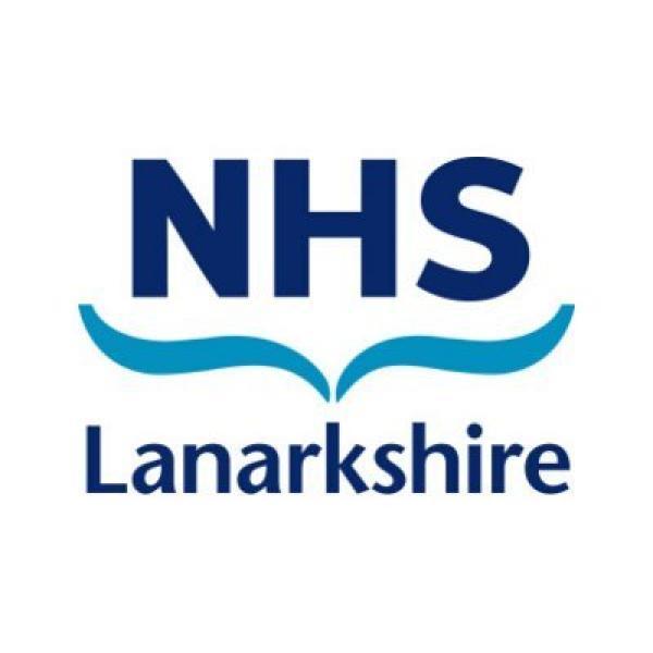 Charity Donation NHS Lanarkshire