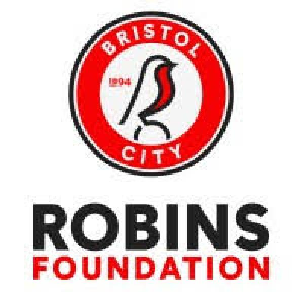 Charity Donation Bristol City Robins Foundation