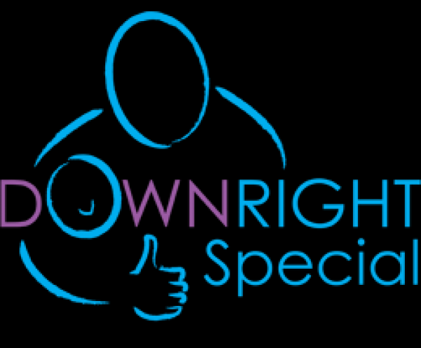 Charity Donation Downright Special Network 2010