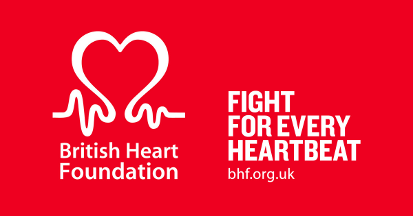 Charity Donation British Heart Foundation