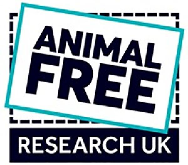 Charity Donation Animal Free Research UK