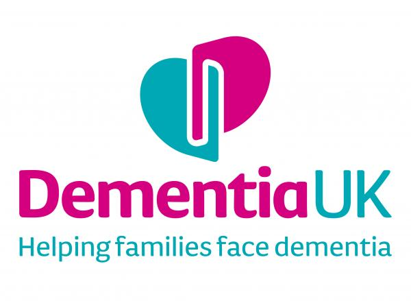 Charity Donation Dementia UK