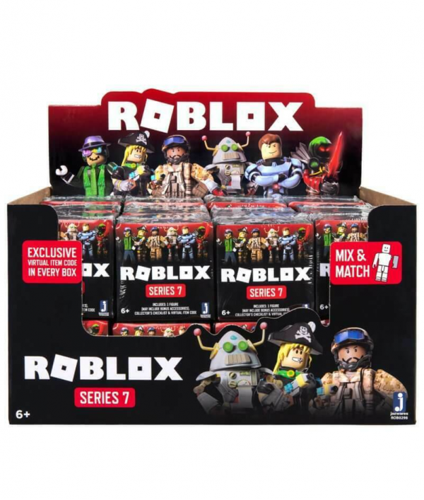Roblox Toys Series 6