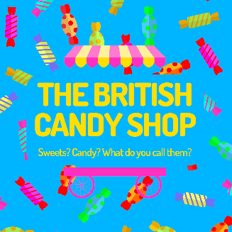 Hosted By The British Candy Shop