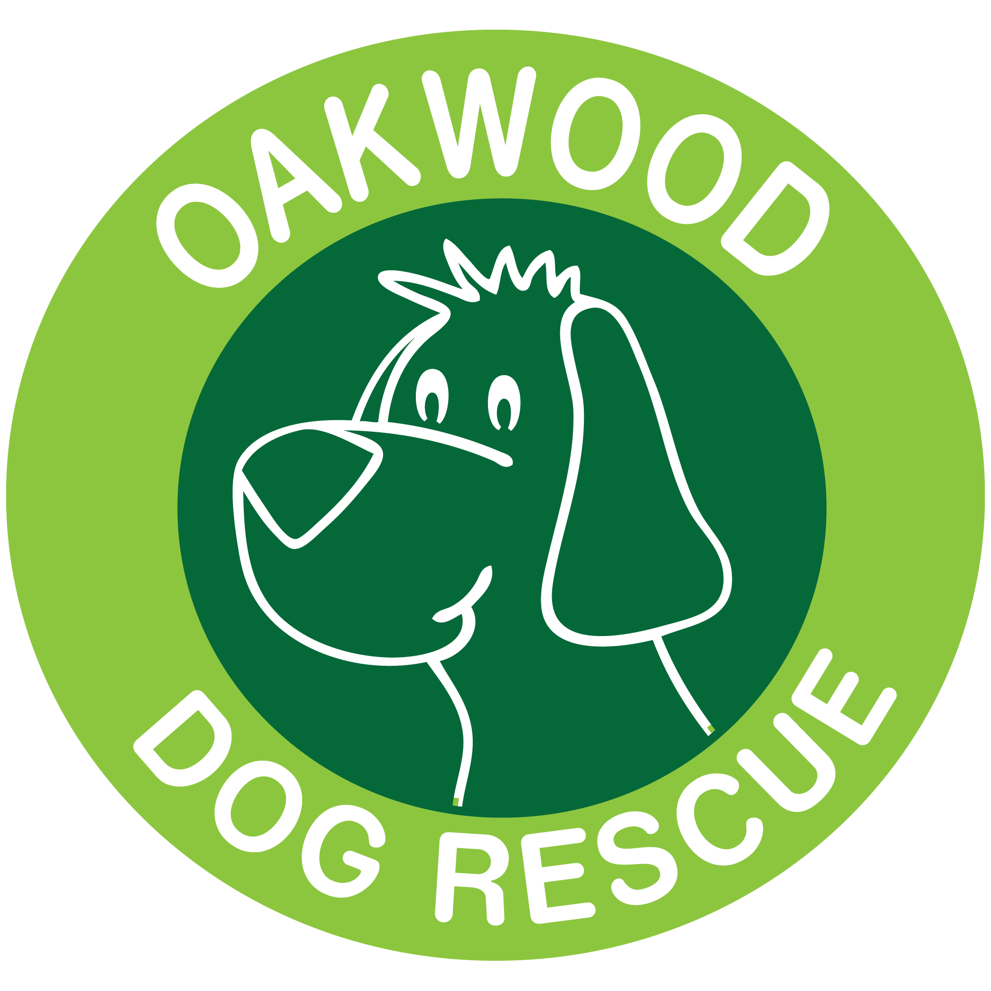 Hosted By Oakwood Dog Rescue