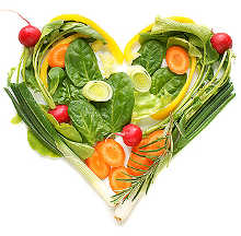 Vegan Diet Plan - Heart Health