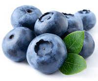 Vegan Diet Plan- Blueberries