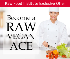 Raw and Vegan Culinary Course