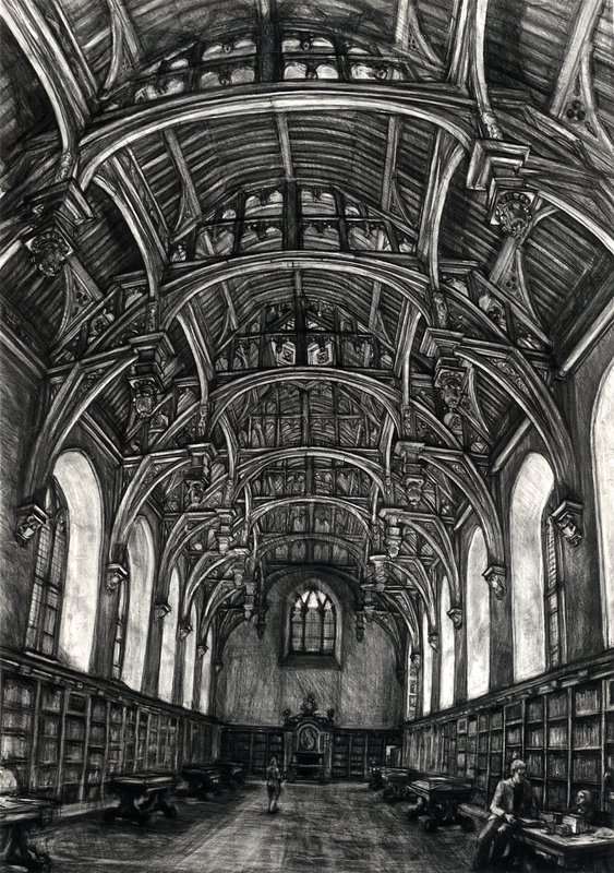 Lambeth Palace Library<span>Copyright Martin Shortis</span>