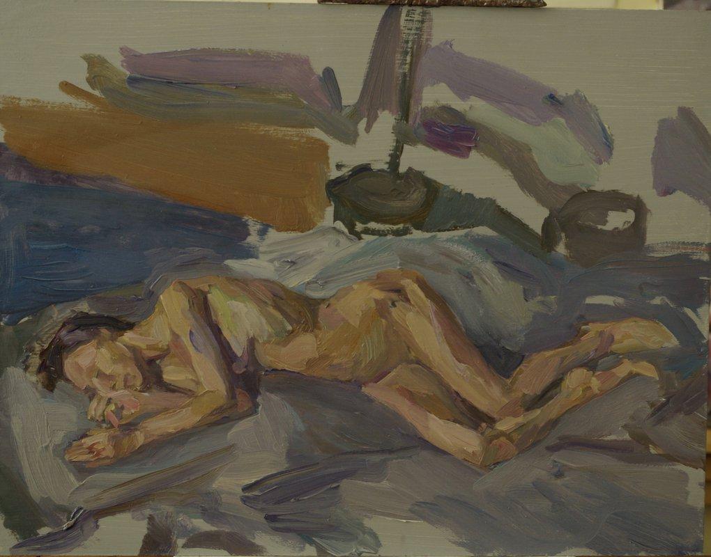 Study of Jennete<span>Copyright Rossen Daskalov</span>