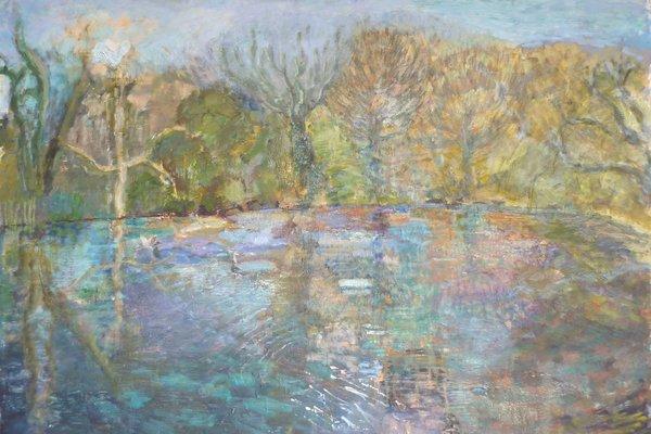 Highgate Ladies Bathing Pond