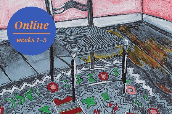 36 Studio Room in Colour 2 Online